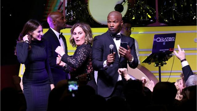 Candy Domengeaux works to promote Supreme Rice, which is based in Crowley, LA. A celebrity chef is a big fan of the rice, and he invited Candy to the Oscars where she met Jamie Foxx.