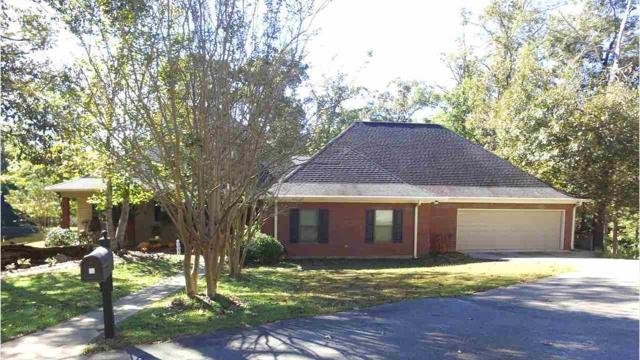 This fantastic 4 bedroom, 2.5 bath home is located on approximately 8.5 acres in West Monroe's Claiborne school district.