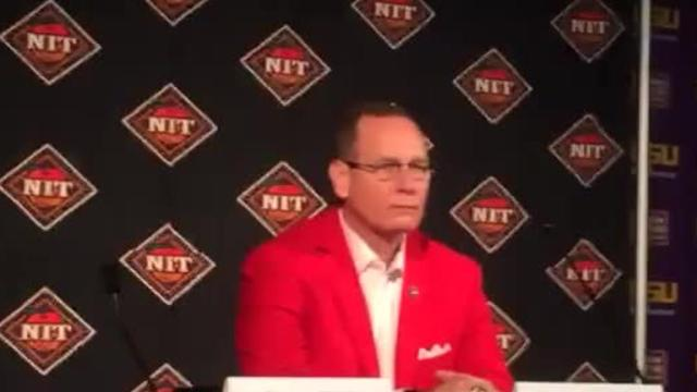 """It can be a good thing,"" UL coach on a LSU series"