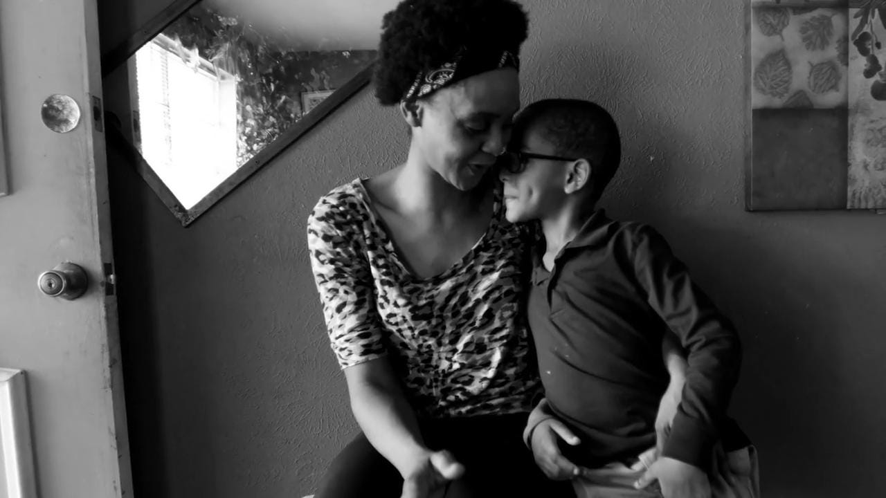 Tileda Dunn has three children.  Her two sons have both been diagnosed with autism.