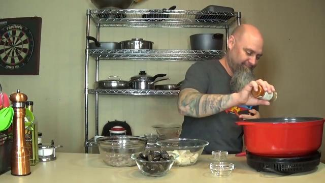 See this local chef in action!