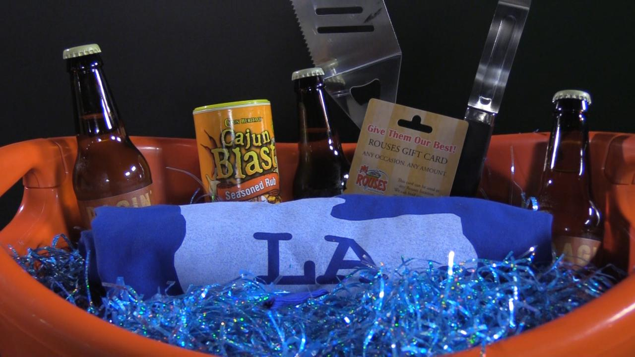 How to make an Instagram-worthy Easter basket for the guy in your life