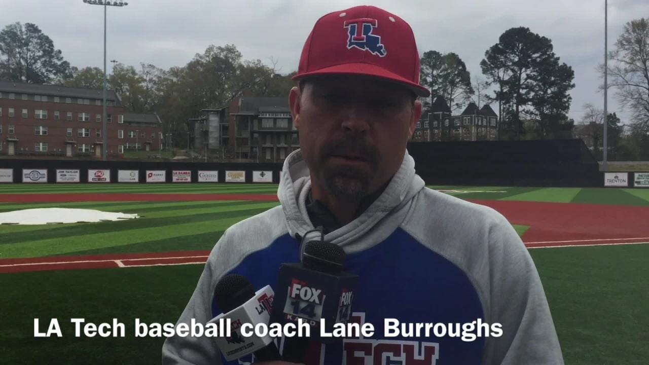 Louisiana Tech baseball coach Lane Burroughs discusses what a season sweep over ULM would mean for his team.
