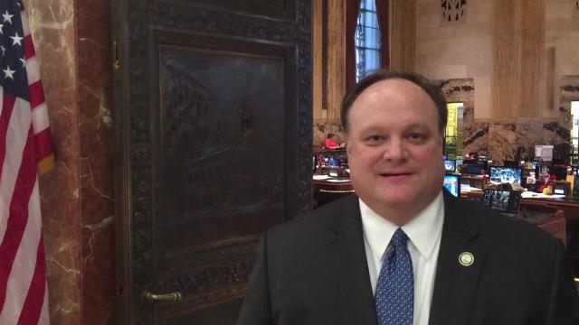 State Rep. Robert Johnson, D-Marksville, said he wants to work across party lines in his new leadership role as the chairman of the House Democratic Caucus.