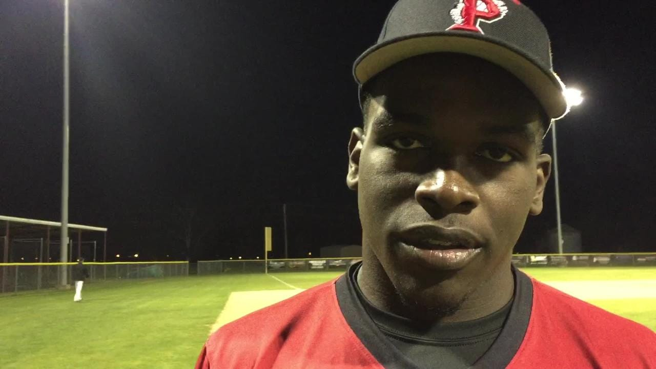 Parkway's EJ Williams talks about beating Airline