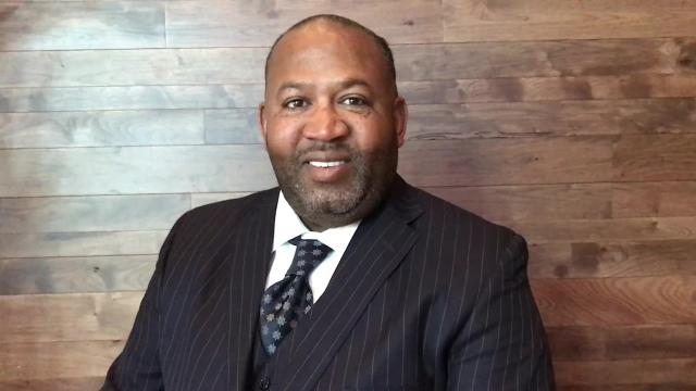 Vernon Irvin, president of CenturyLink's government, education, medium- and small-business group, describes what the new small business center in Monroe will do.