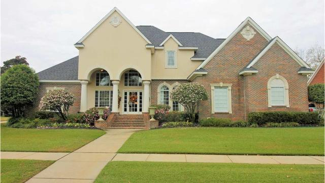 Welcome home to this beautiful five bedroom, three bath estate in Monroe's North Pointe Subdivision.