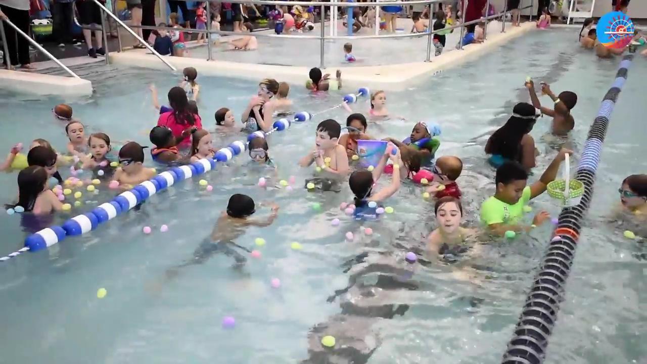 YMCA Easter Egg Dive