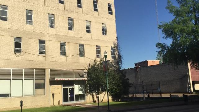 Five proposals were submitted for redeveloping city-owned property in downtown Lafayette, including the former federal courthouse, city police station and Acadiana Open Channel building. Here are some of the ideas.