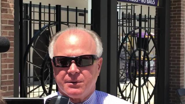 "Paul Mainieri: ""Everything's in front of us"""