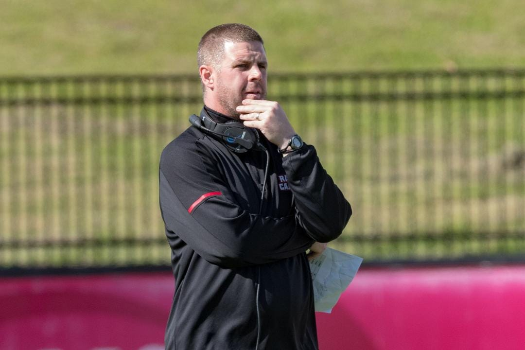 What changes is Billy Napier bringing to the Cajuns?