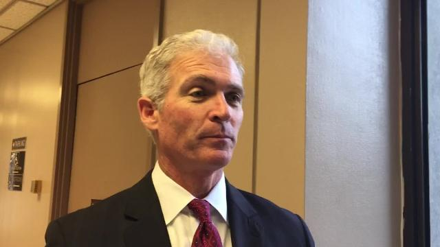 Jimmy Faircloth, the attorney for the Rapides Parish Police Jury, talks about what's next in the budget dispute between the jury and the Rapides Parish District Attorney's Office.