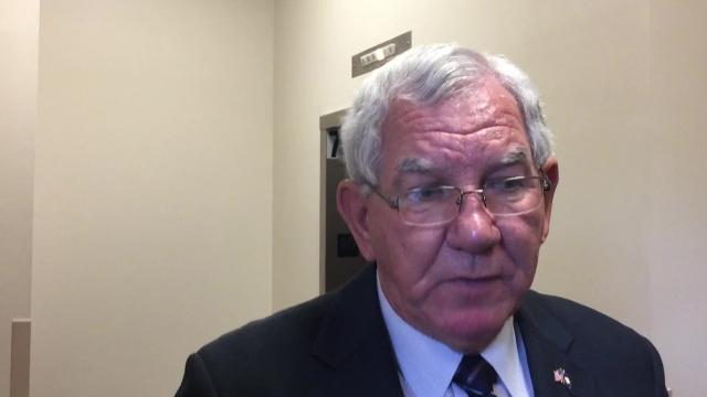 "Sen. Jim Fannin, R-Jonesboro, said the Department of Health could have delayed sending notices to 37,000 people in nursing homes and long-term care facilities. ""This is a political maneuver and an ugly one."""