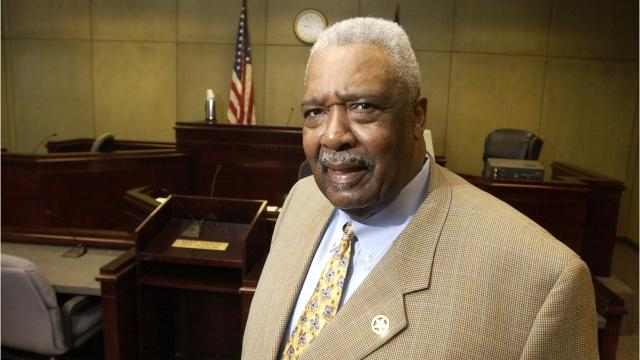 James Byrd, who served decades as Alexandria city marshal, died early Friday (May 11, 2018). Those who knew and worked with him remembered him as a good and caring person who loved to give back to his community.