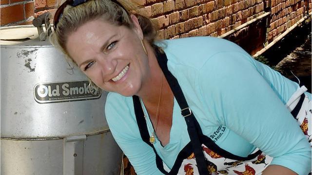 yard bird cook off held saturday in Opelousas