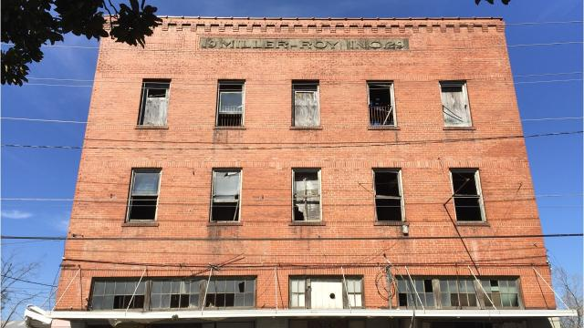 Miller-Roy Building to be restored
