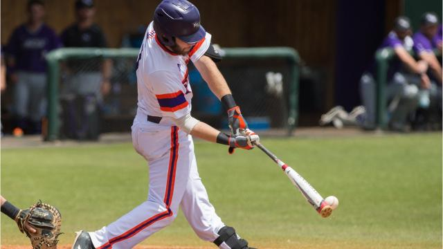 Northwestern State's David Fry is the Southland Conference baseball Player of the Year.