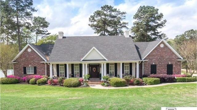 This gorgeous, executive style home has 4 bedrooms, 3 1/2 baths, sits onmore than twoacres, is professionally landscaped and has been lovingly and meticulously maintained.