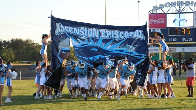 Early look into Ascension Episcopal football