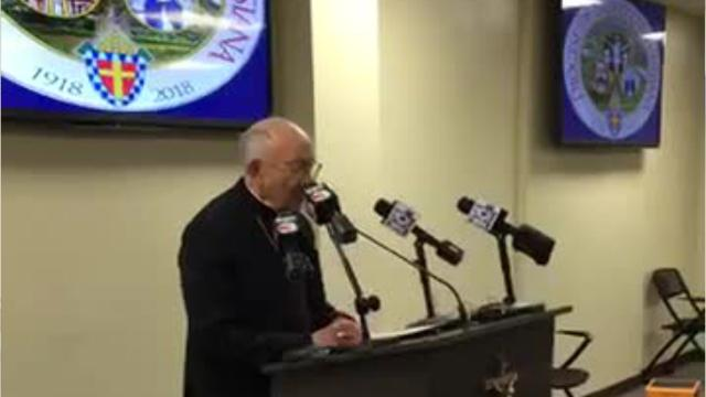 Diocesan records for the Rev. Michael Guidry, a church pastor accused last week of sexual abuse of a minor, show no prior complaints, according to Bishop Douglas Deshotel.