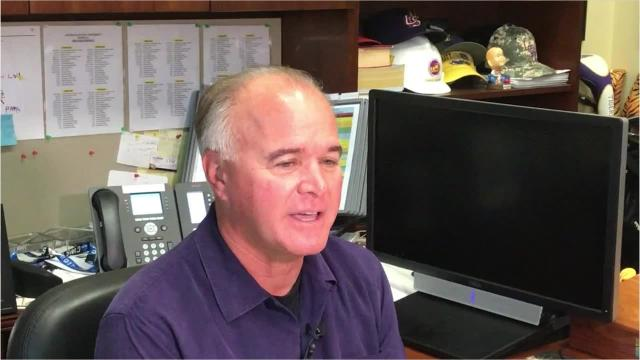 Paul Mainieri wraps up LSU baseball season