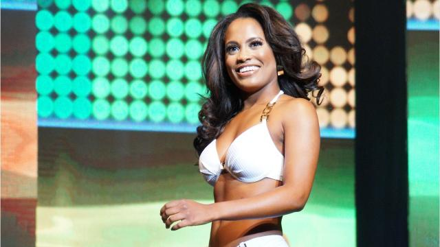 Miss Crescent City NOLA wins second night of swimsuit preliminaries