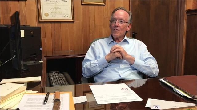 Dave Norris has been mayor of West Monroe since July 1, 1978. June 30, 2018 will be his last day in office.