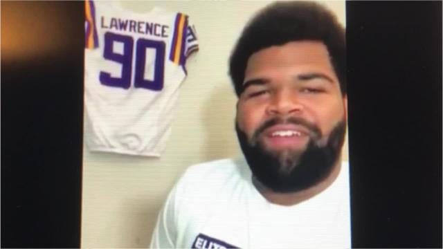 Rashard Lawrence headed to SEC Media Days