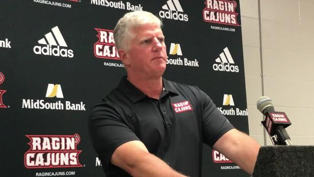 First-year UL defensive coordinator Ron Roberts, former head coach at Southeastern Louisiana, and his Ragin' Cajuns headed into preseason camp with lots of questions to answer.