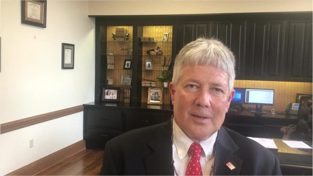Terry Doughty was officially installed Thursday as a federal judge in the Western District of Louisiana, although he's been on the job five months.