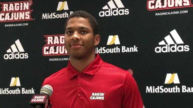Cornerback Kendall Johnson Jr. has joined the Ragin' Cajuns as a grad transfer and is expected to start this season.