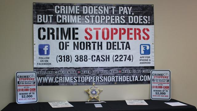 Learn how to contact Crime Stoppers of North Delta  to report tips.