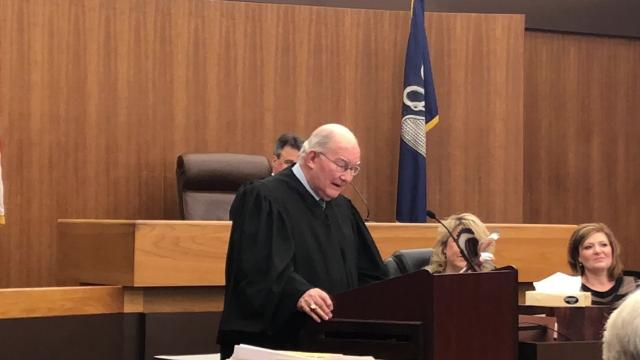 On Wednesday (Sept. 5, 2018), the Alexandria Bar Association and the 9th Judicial District Court hosted the 2018 Opening of Court ceremony. It recalls the days, before air conditioning, when courts used to close during the hot summer months. The tradition of the ceremony continues, but now honors members of the bar who have contributed to the profession, recognizes new attorneys and remembers those who have died during the previous year.