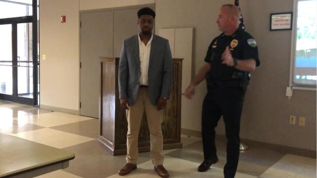 The Alexandria Police Department unveiled its new recruiting video on Friday (Sept. 7, 2018) at a press conference. It was produced by BontonMedia.