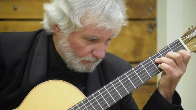 Classical guitarist John De Chiaro shared the music of American composer Scott Joplin as part of the Nachtmusik Concert Series held at Alexandria;s Sulvan Center. The concert series brings cultural and educational experiences to adults and children.