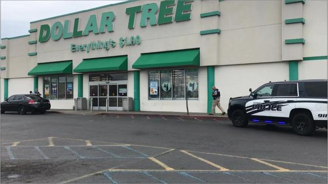 MPD investigating shooting at Dollar Tree on Louisville