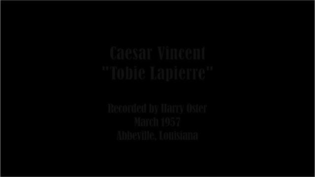 Festivals Acadiens et Creoles honors Vermilion Parish farmer Caesar Vincent and his legacy of songs.