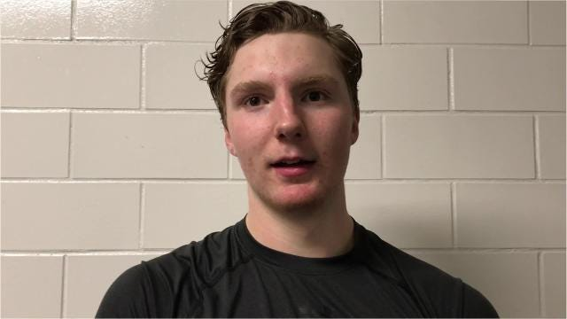 Shreveport netminder Maiszon Balboa, pressed into service due to a suspension to Mudbugs' No. 1 goalie, Leo Chuard, led his team to a victory against first-place Amarillo on Friday.