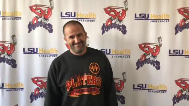 Jason Campbell is proud of the resilience his Shreveport Mudbugs have displayed early in the season, but would like to see them start games and weekends stronger.