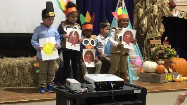 celebrating American Education Week
