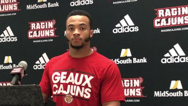 The Cajuns talk bowl-eligibility