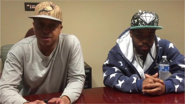 "Rapper Lil Runt and singer Dermikus Walker of Lafayette, La. discuss their new movie, ""Tomorrow is Not Promised,"" which addresses gun violence in the African American community."