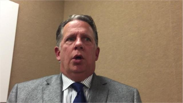 Lafayette Mayor-President Joel Robideaux discusses what he wants in a new director for Lafayette Utilities System.