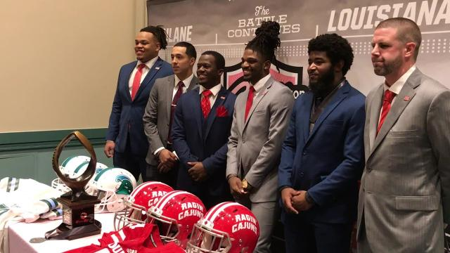 Sights and sound: UL in the Cure Bowl