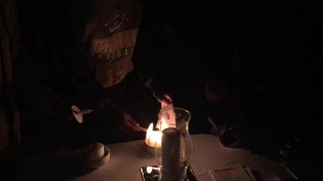 On Friday (Dec. 28, 2018) evening, the Healing Place Ministries of Alexandria hosted a candlelight prayer vigil at the corner of Winn and 3rd streets to remember two women fatally shot on Christmas Day.