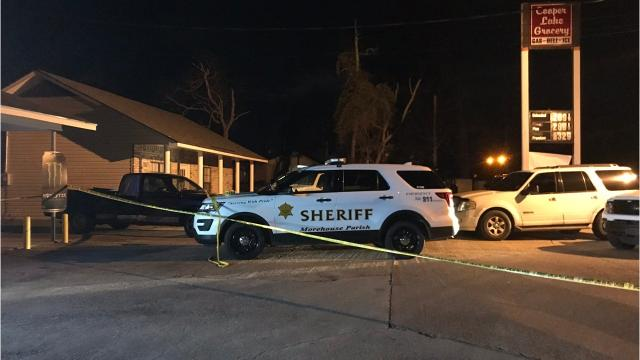 A man died following a robbery attempt at the Cooper Lake Grocery in Morehouse Parish.