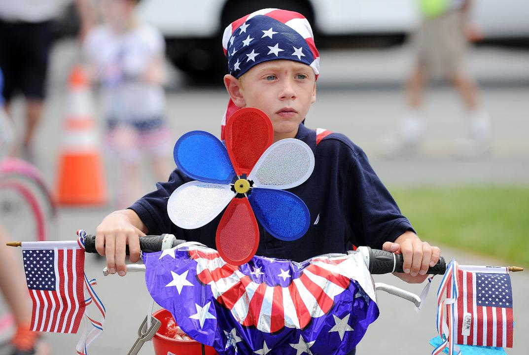 Next year the annual Red White and Boom celebration will be managed by Brian Nelson and Ryan Weitzle.