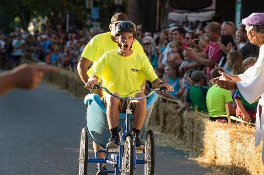 WATCH: Scenes from the 28th Bathub Races