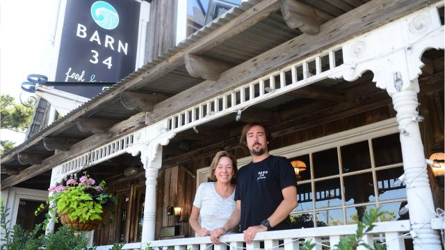 WATCH: Barn 34 in Ocean City a family affair