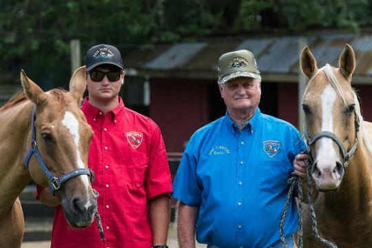 WATCH: Saltwater Cowboys talk about the Pony Swim